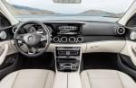 Mercedes Clase E 2016 tablero