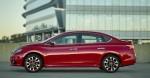 Nissan Sentra 2017 vista lateral