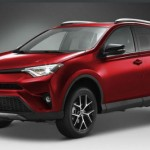Toyota RAV4 2016 ya en México, precios y versiones