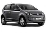 Nuevo Volkswagen Up! para México color gris cuarzo