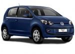 Nuevo Volkswagen Up! para México color azul noche