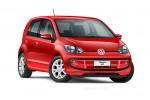 Volkswagen Nuevo Up! México color rojo