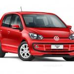 Volkswagen Up! se renueva en Ginebra 2016
