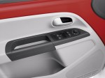 Volkswagen Nuevo Up! México color rojo interior controles