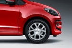 Volkswagen Nuevo Up! México rines de aluminio