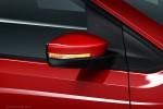Volkswagen Nuevo Up! México espejos retrovisores con luz