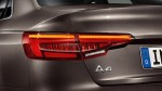 Audi A4 2017 luces traseras