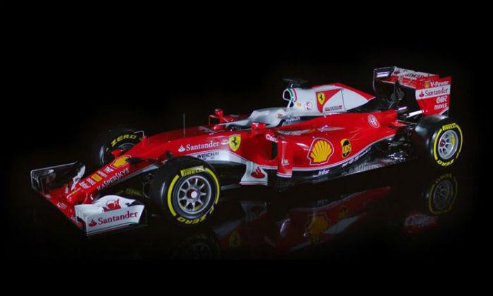 Ferrari SF16-H Fórmula 1 2016