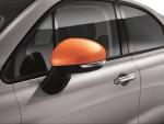 Fiat 500X espejos