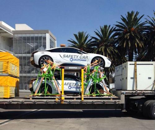 Autos Fórmula E en México