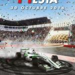 La Fórmula 1 Gran Premio de México 2016 regresa en octubre
