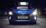 Hyundai Elantra 2017 frontal