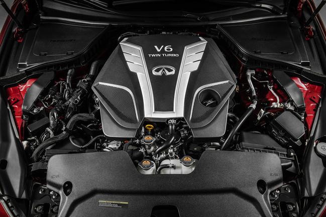 Infiniti Q50 2017 motor 400 HP