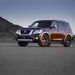 Nueva Nissan Armada 2017 es presentada