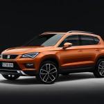 El nuevo SEAT Ateca es presentado: el primer SUV de la española