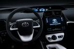 Toyota Prius 2016 tablero