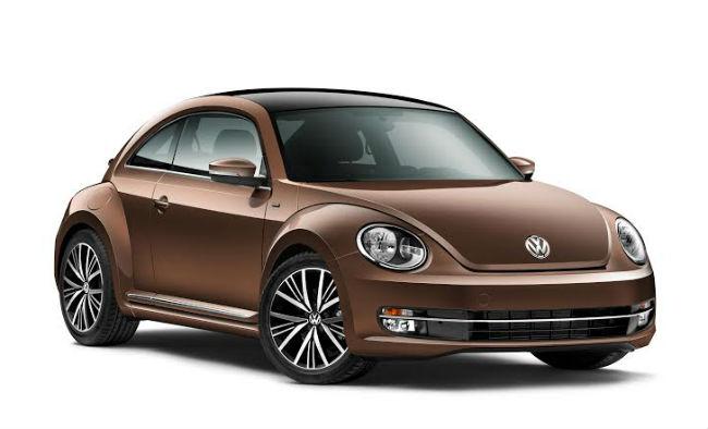 Volkswagen Beetle ALLSTAR en México