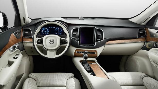 Volvo CX90 2016 interior