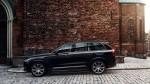 Volvo CX90 2016 vista lateral
