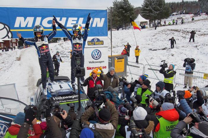 WRC Suecia 2016