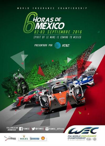 6 Horas de México 2016