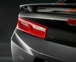 Chevrolet Camaro 50 Aniversario luces traseras
