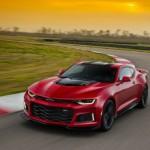 Chevrolet Camaro ZL1 2017 se presenta
