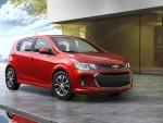 Chevrolet Sonic 2017 Hatchback