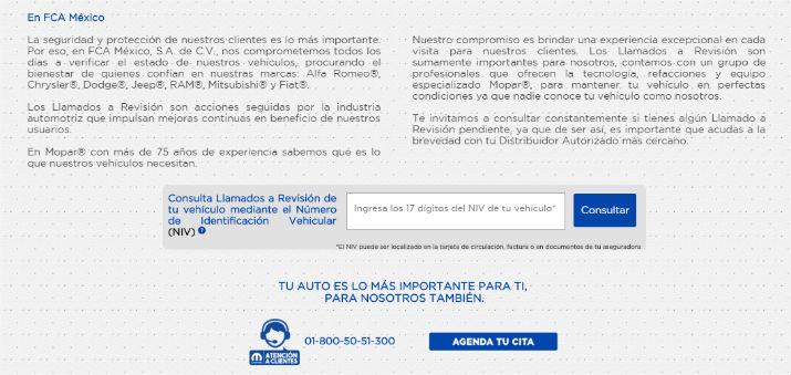FCA México