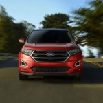 Ford Edge Sport 2016 edición especial llega a México