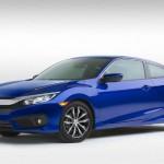 Honda Civic Coupé 2016 pronto en México