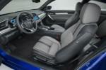 Honda Civic Coupé 2016 interior