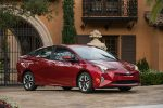 Toyota Prius 2016 diseño