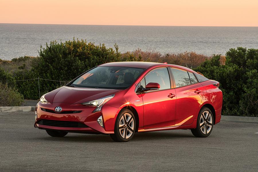 Toyota Prius 2016 frontal
