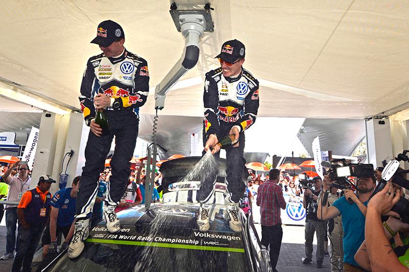VW Rally México 2016 Guanajuato