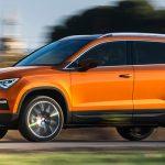 SEAT Ateca el primer SUV de la española en movimiento