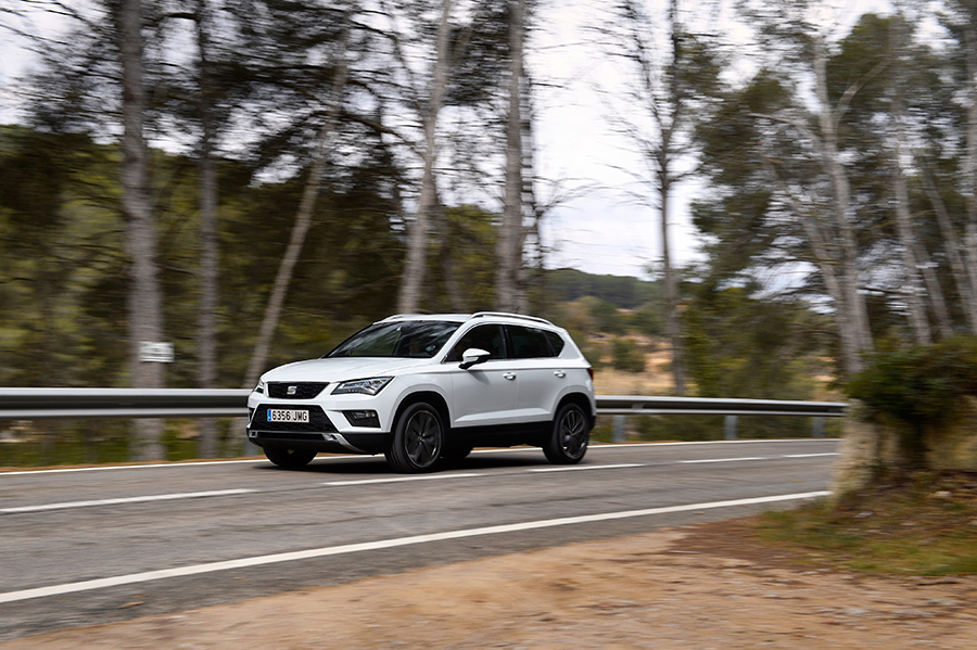 SEAT Ateca color blanco