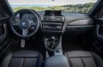 BMW M2 Coupé 2017 tablero