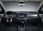 Ford Ranger 2017 interior