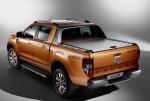 Ford Ranger 2017 vista posterior