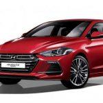 Hyundai Elantra Sport 2017 con 204 hp se presenta