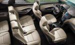 Hyundai Santa Fe 2017 asientos