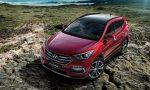 Hyundai Santa Fe 2017 exterior
