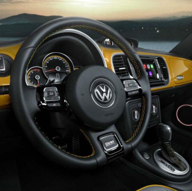 Volkswagen Beetle Dune 2016 volante