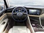 Volkswagen T-Prime Concept GTE tablero