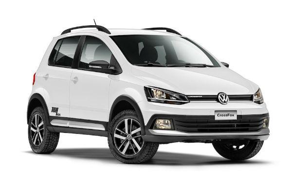 Volkswagen Crossfox 10 Años