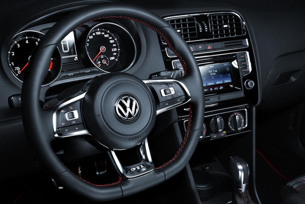 Volkswagen Polo GTI volante