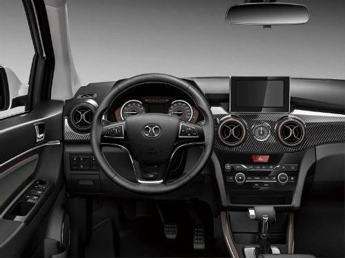 BAIC X25 interior
