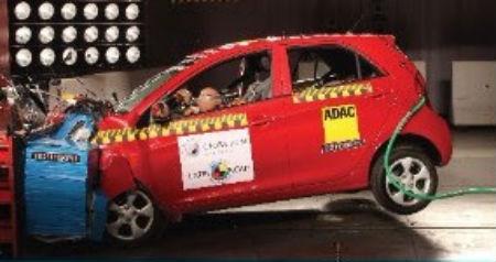 Kia Picanto obtiene cero estrellas en pruebas de Latin NCAP