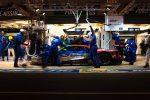 Ford GT para Las 6 horas de México en taller